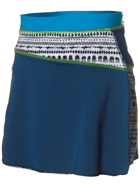 Isbjörn Sun Skirt Kids lagune